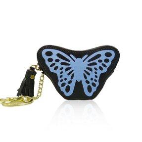 Portofel monede Fluturul albastru