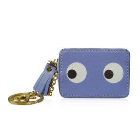 Peňaženka mincovník Oči modrá