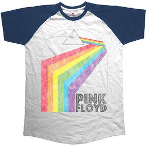 Tričko Raglan Pink Floyd Prism Arch