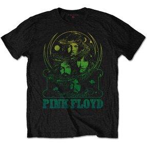TričkoPink Floyd Green Swirl