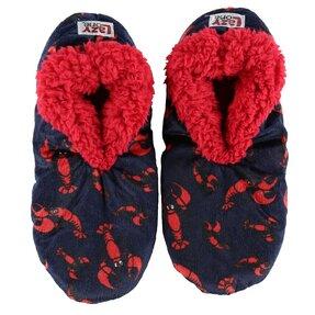 Plyšové papuče Homáre