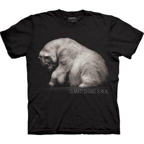 Tricou Protect Ursul alb