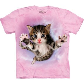 Tričko Lietajúca mačka