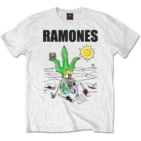 Tričko Ramones Loco Live