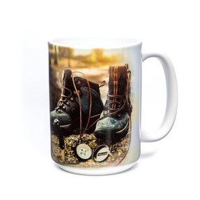 Originelle Tasse mit dem Motiv Schuhe
