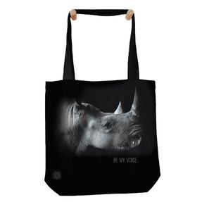 Tote taška Protect Buď mojím hlasom