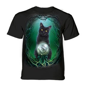 Tričko Mačka čarodejnica