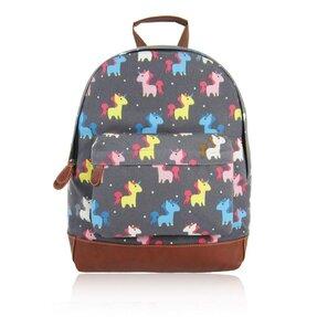 Černý batoh na notebook Pejsci  b95c41b463