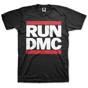 T-Shirt Run DMC Logo