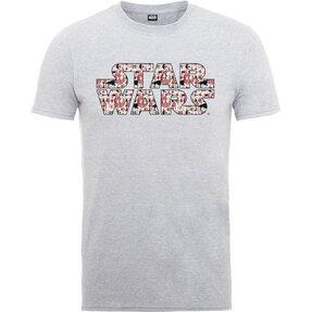 Kinder T-Shirt Grau Rogue One Goodies