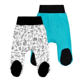 Set dupačkové kalhoty pro děti Tetování