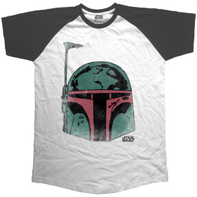 Tricou Star Wars Boba Head