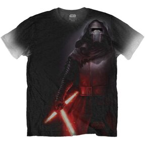 Tricou Star Wars Episode VII Kylo Side Print