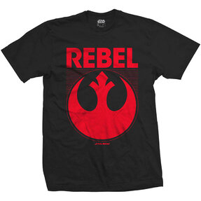 T-Shirt Star Wars Episode VII Rebel