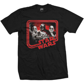 Tricou Star Wars Episode VIII Phasma Retro