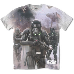Tričko Star Wars Rogue One Death Trooper