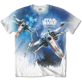 Tricou Star Wars Rogue One X-Wing