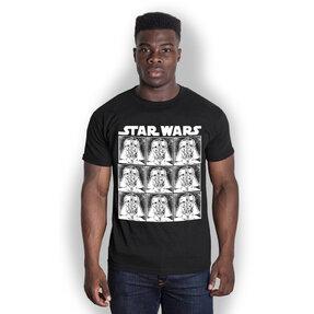 Tričko Star Wars Vader Repeat