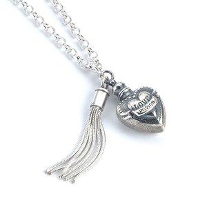 Harry Potter ezüst nyaklánc Bájital