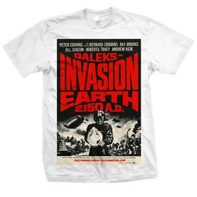 Tricou StudioCanal Daleks Invasion Earth