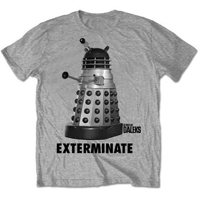 T-Shirt StudioCanal Dr Who Exterminate