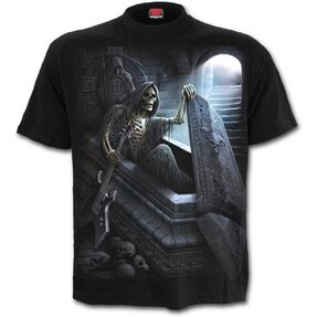 T-Shirt Mitleidloser Gitarrist