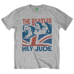 Tričko The Beatles Windswept/Hey Jude