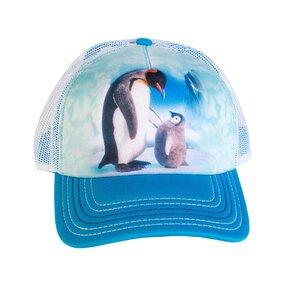 Șapcă cu plasă Pinguini pe ghețar