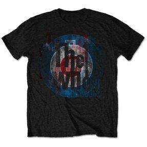 Tričko The Who Target Texture