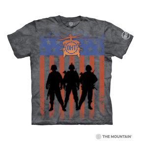 T-Shirt Drei Soldaten