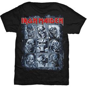 T-Shirt Iron Maiden Nine Eddies