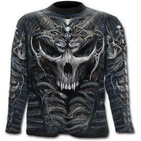 Tričko s dlhým rukávom Obrnená smrtka