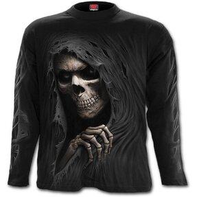 Tričko s dlhým rukávom Zákerná smrtka