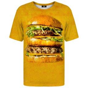 Tričko s krátkym rukávom Hamburger