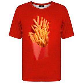 Tričko s krátkym rukávom Hranolky