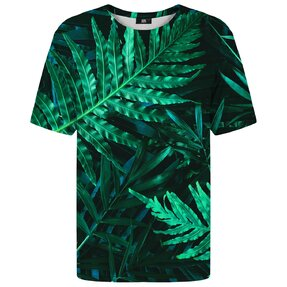 T-Shirt mit kurzen Ärmeln Schönheit des Dschungels
