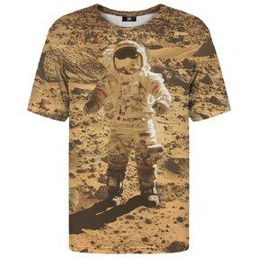 T-Shirt mit kurzen Ärmeln Auf dem Mars