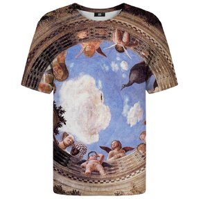 Tričko s krátkym rukávom Nebeská freska