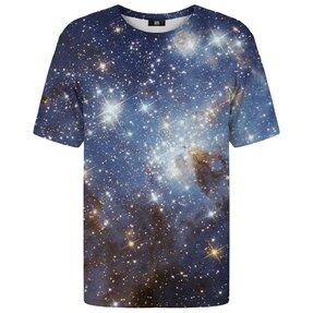 T-Shirt mit kurzen Ärmeln Der Himmel voller Sterne