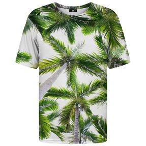 Tričko s krátkým rukávem Palmy