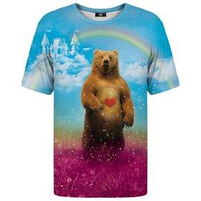 Tričko s krátkym rukávom Rozprávkový medveď