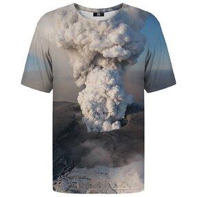 Tričko s krátkym rukávom Tlejúca sopka