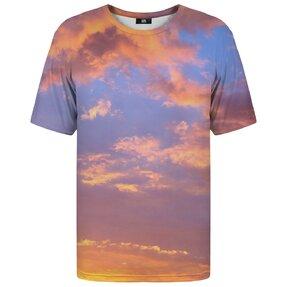 T-Shirt mit kurzen Ärmeln Abendhimmel
