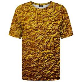 Tričko s krátkym rukávom Zlato
