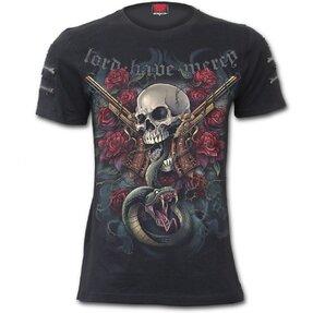 Tričko s dvojitými zipsami Milovník zbraní