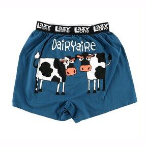 Vtipné pánské boxerky Krávy