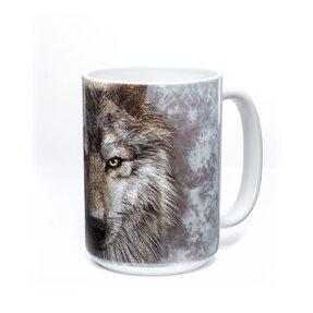 Originálny hrnček s motívom Zakliaty vlk