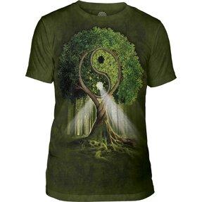Tri-Blend T-Shirt Yin Yang