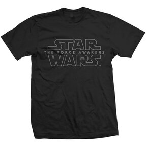 T-Shirt Star Wars Episode VII Force Awakens Logo