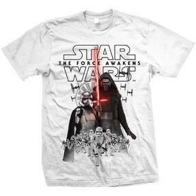 T-Shirt Star Wars Episode VII New Villains